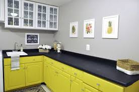 can i use chalk paint on laminate kitchen cabinets how to paint laminate cabinets with chalk paint kate decorates