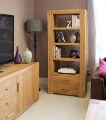 Narrow Oak Bookcase by Fabulous Ideas Bookcase With Drawers U2014 Doherty House