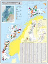 Norway World Map by Map Of The Norwegian Continental Shelf Norwegian Petroleum