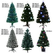 green fiber optic tree ebay