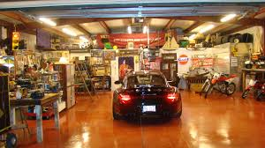 cool garage plans mancave every man needs his space and a mancave complete with a