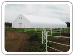 equine indoor riding arenas and stable fabric buildings by