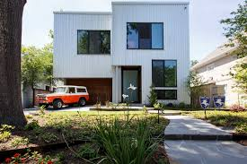Metal Homes by Metal Houses The Hottest Trend In Houston Homes Houston Chronicle