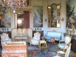 Table Salon Design Interiors Design Design History French Louis Xv Style