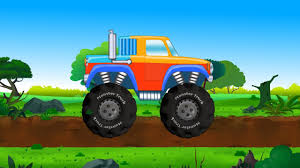 monster truck videos on youtube monster truck safari jungle car adventure trucks for kids