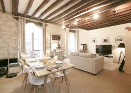 Salle A Manger Crozatier by Indogate Com Idee Deco Salon Beige Taupe