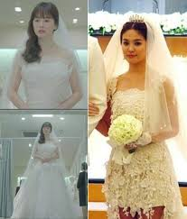 wedding dress song 10 beautiful wedding dresses from kdramas k drama amino