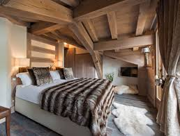 chambre style chalet chambre chambre style chalet design chambre style chalet moderne