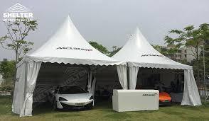 photo booth tent bespoke gazebo tent for reception destination wedding in labuan