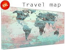 World Map Poster Large World Map For Office Hatch Urbanskript Co