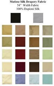 Silk Drapery Fabric By The Yard Matisse 100 Dupioni Silk By Decor54 Fabrics Swatch