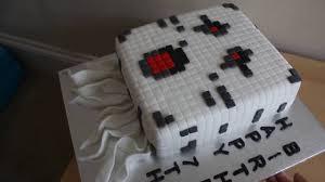 minecraft ghost cake tort minecraft youtube