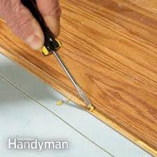 Laminate Floor Repair Kit Laminate Floor Repair Family Handyman