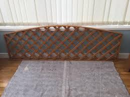 quality new wooden decorative garden trellis panels 6ft x 2ft in