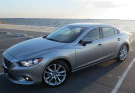 bought 2015 touring manual in liquid silver with options mazda 6