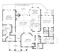 open layout house plans open floor plan blueprint homes zone