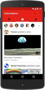 youtube u0027s new app plays to creators techcrunch