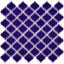 galaxy wavy x glass mosaic tile in purple wayfair abolos 31quot