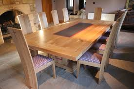 oak table and chairs dining table set oak coryc me