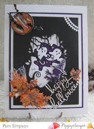 pamscrafts halloween card