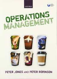 operations management amazon co uk peter jones peter robinson