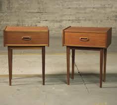 Vintage Bedside Tables Parker Bedside Drawers Collectika Vintage And Retro Furniture Shop