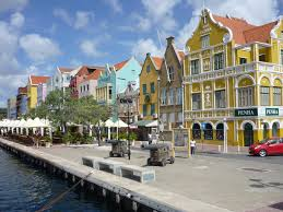 panoramio photo of curacao punda with the dutch colonial