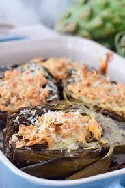 matzah farfel baked artichokes with matzo farfel west of the loop