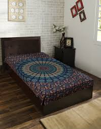 Wall Tapestry Hippie Bedroom Psychedelic Mandala Tapestry Hippie Wall Hanging Indian Beach