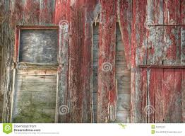Red Barn Doors by Barn Doors And Windows Stock Images Image 6089554