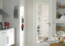 porte vitree cuisine portes intacrieures vitraces planes 10 carreaux