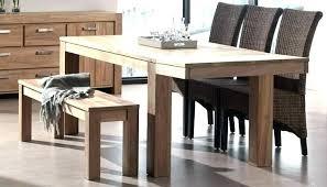 cuisine bois massif ikea table cuisine bois table de cuisine en formica ambiance tables et