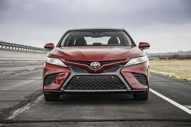 Toyota Map Update Usa by 11 Cool Facts About The 2018 Toyota Camry Motor Trend