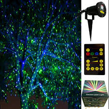 2016 style shower laser lights star holiday outdoor projector