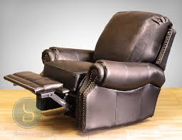 Recliner Office Chair Barcalounger Premier Ii Leather Recliner Chair Leather Recliner