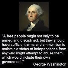 Second Amendment Meme - catholic tea party hippie george washington meme on 2nd amendment