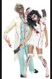 zombie nurse and surgeon halloween costumes pinterest zombie