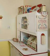 Retro Kitchen Hutch 21 Best Vintage Dresser Images On Pinterest Kitchen Dresser