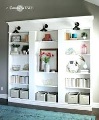 hanging bookcase ikea hanging bookcase billy bookcase library hack