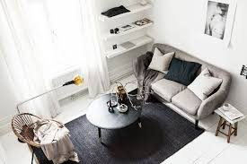 Ideas For Small Apartment Living How To Live Well In A Studio Apartment Mydomaine