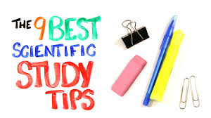 the 9 best scientific study tips youtube