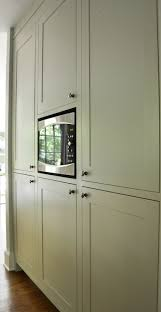 Built In Refrigerator Cabinets Built In Microwave Cabinets Design Ideas