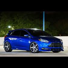 2014 ford focus st blue 167 best focus st rs images on the