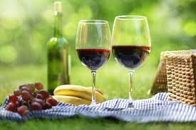 wine picnic baskets picnics in wine country and picnic policies uncorked