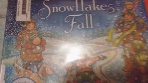 snowflake bentley book snowflakes fall book read aloud youtube