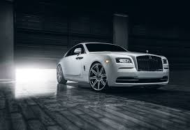 rolls royce white wraith rolls royce wraith vellano wheels white car premium class front hd