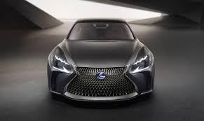 harga lexus lf lc concept menatap kelahiran lexus ls model 2018 review dan berita mobil
