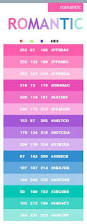 fluorescent or neon colors hex numbers colours pinterest
