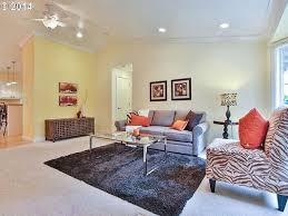 ranch style homes and modern interiors staged to sell