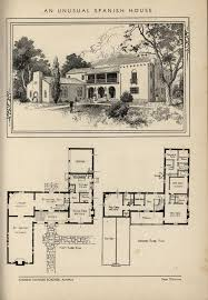 spanish hacienda floor plans the book of beautiful homes andrew c borzner free download